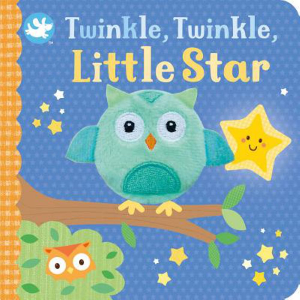 Twinkle, Twinkle, Little Star Finger Puppet Book