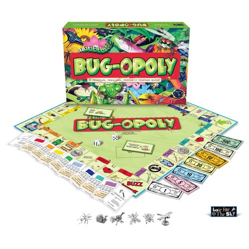 Bug-opoly Board Game by FA