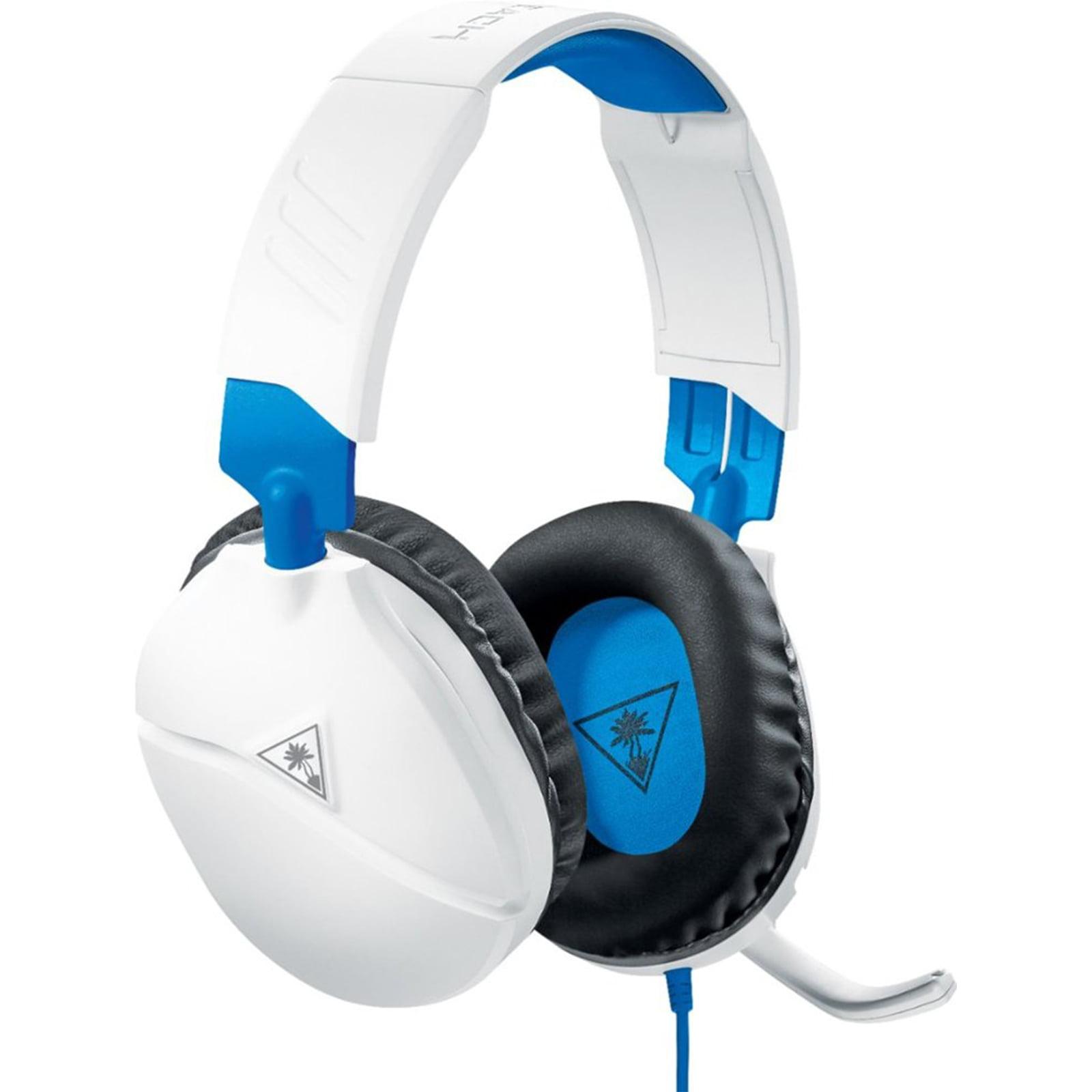 Recon 70 Headset For Ps4 Pro Ps4 White Walmart Com Walmart Com