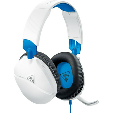 Turtle Beach - RECON 70 Wired Stereo Gaming Headset for PlayStation 4 - White ()