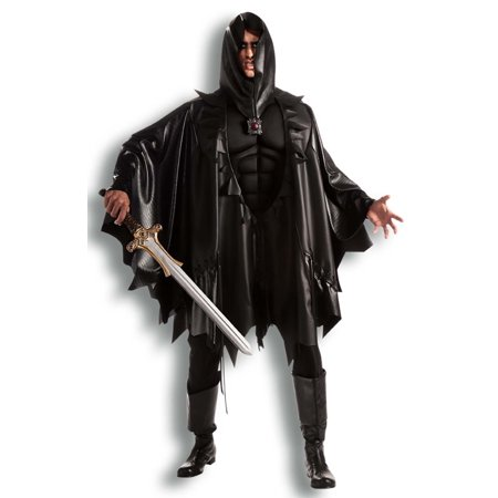 Adult Dark Highway Man Costume - Robber of Travelers - Seeker of Souls SALE!](Bank Robber Costumes)