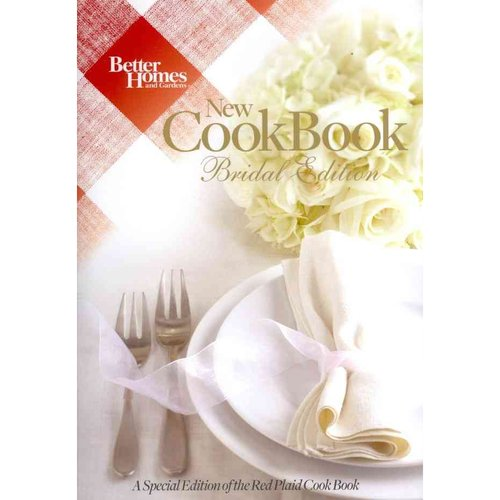 Better Homes And Gardens New CookBook Bridal Edition