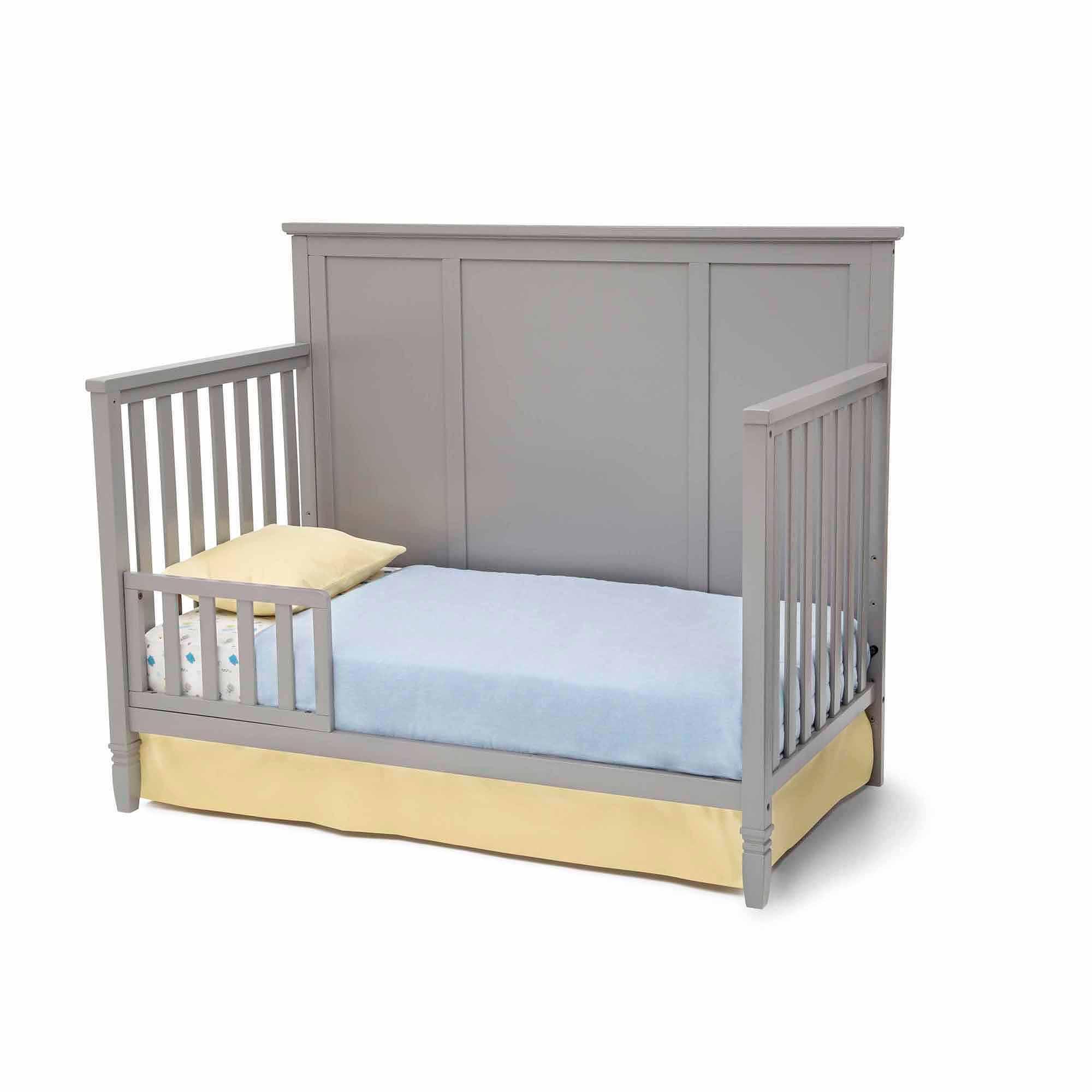 Delta Children Epic 4 In 1 Convertible Crib Gray Best