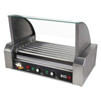 RollerDog Big 18 Stainless Steel Hotdog Roller with Drip Tray by Drip Trays