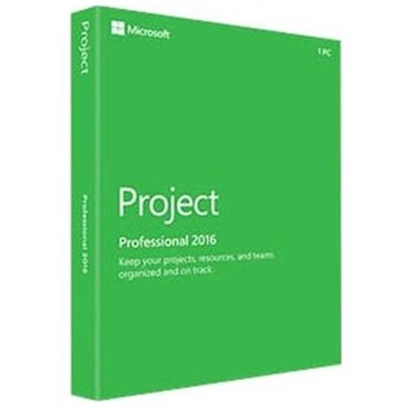 Microsoft H30 05451 Project 2016 Professional