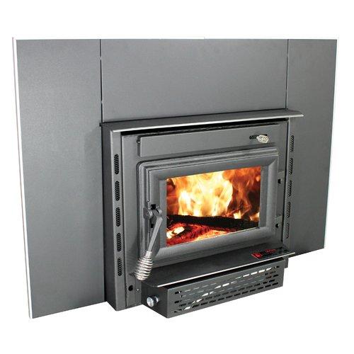 United States Stove Company Medium EPA Certified Wood Burning Fireplace Insert by US Stove Co