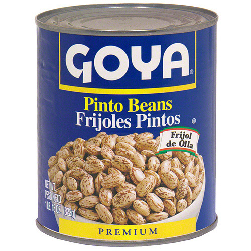 Goya Pinto Beans, 29 oz (Pack of 12)