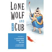Lone Wolf and Cub Volume 6: Lanterns for the Dead - eBook