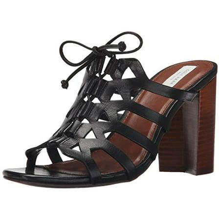 Cole Haan Women's Claudia High Dress Sandal, Black, 10 B US ()