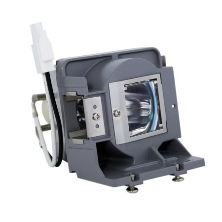 Original Philips Projector Lamp Replacement with Housing for BenQ MX805ST - image 1 of 5