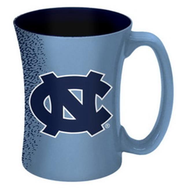 North Carolina Tar Heels Coffee Mug - 14 oz Mocha - image 1 de 1