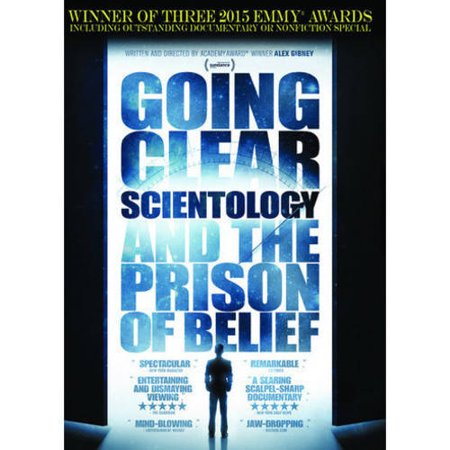 Going Clear  Scientology   The Prison Of Belief