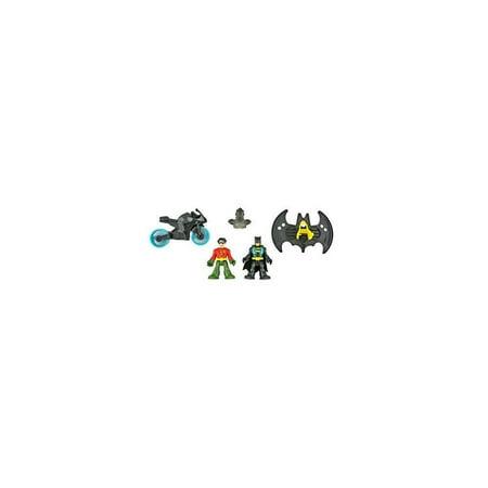 IMAGINEXT Bat Cave Replacement Parts - Batman, Robin, Motorcycle and (Imaginext Batman Cave Best Price)