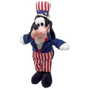 Disney Uncle Sam Goofy Plush