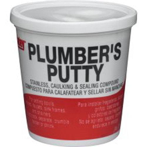 Oatey Plumber's Putty, 14oz