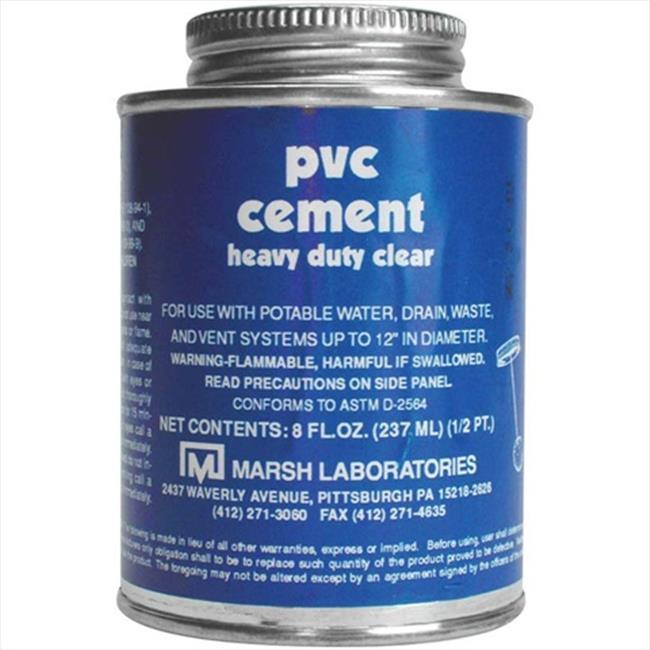 TekSupply WF6990 Heavy-Duty PVC Cement