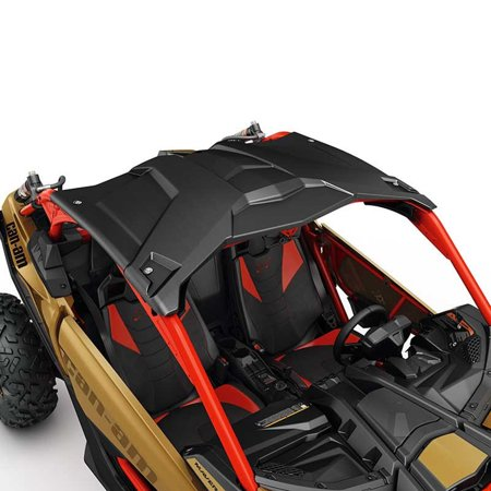 Can-Am New OEM Maverick X3 Black Sport Roof, (Oem Roof)