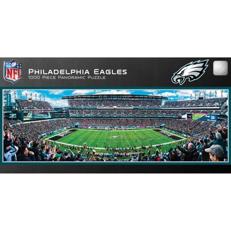 MasterPieces Philadelphia Eagles 1000PC Panoramic