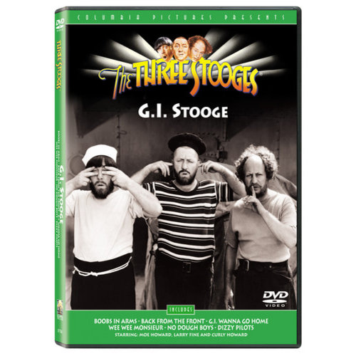 The Three Stooges: G.I. Stooge (Full Frame)