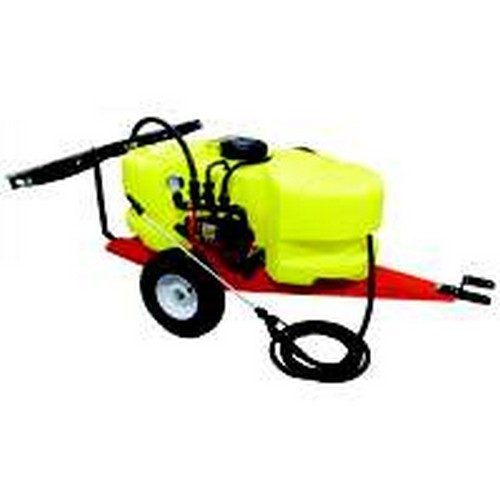 Ag South Gold Series Sc25-Trlns 25Gal Tow Sprayer by AG SOUTH