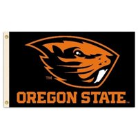 BSI PRODUCTS 95279 3 Ft. X 5 Ft. Flag with Grommets - Oregon State Beavers