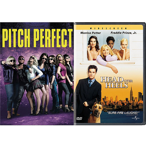 Pitch Perfect / Head Over Heels (Widescreen)