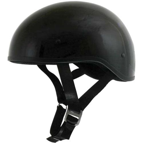 AFX FX-200 Slick Beanie Helmet Solid Black