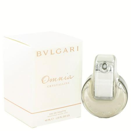 (pack 3) Omnia Crystalline By Bvlgari Eau De Toilette Spray1.3 oz - image 1 of 2