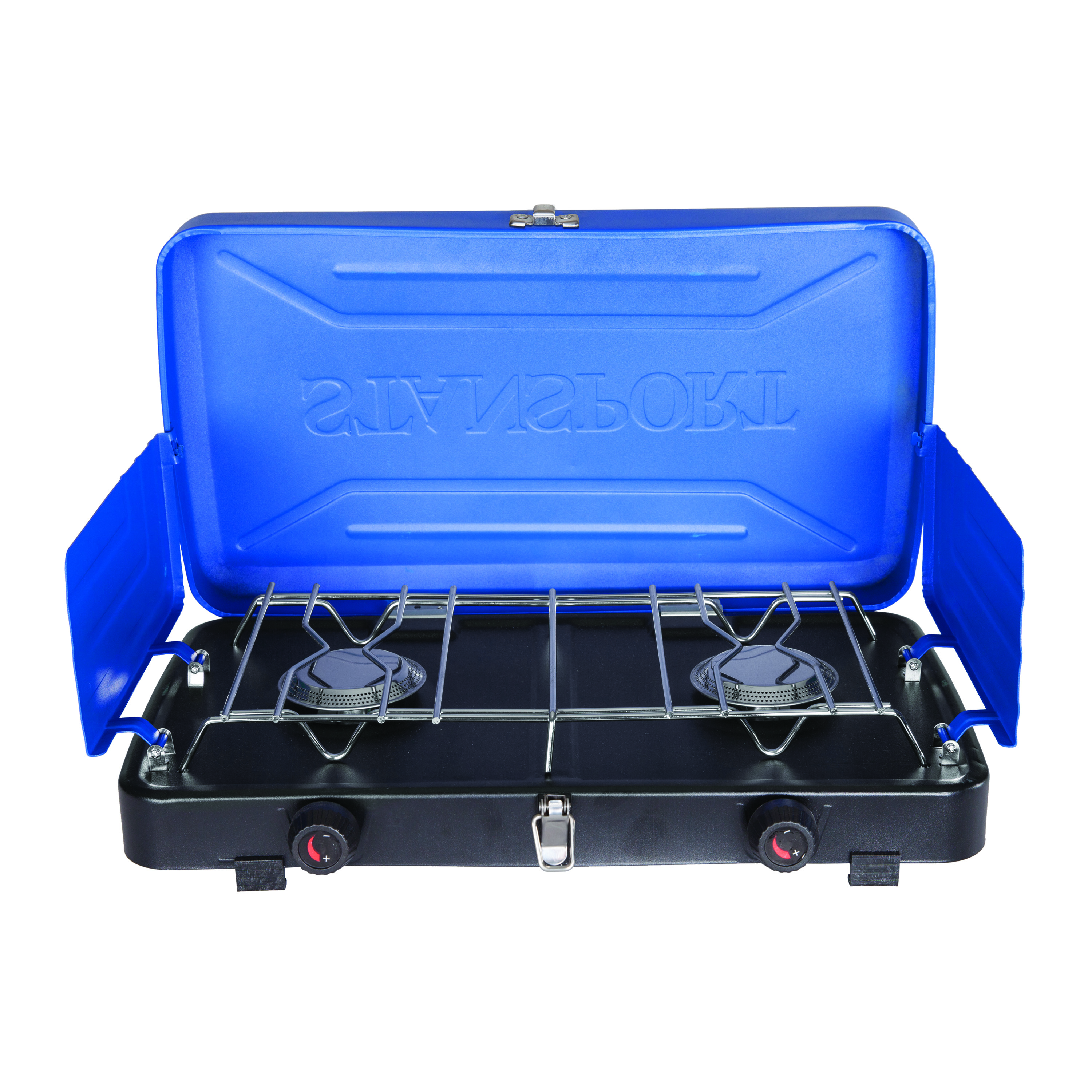 Stansport 2-Burner Propane Stove by Stansport