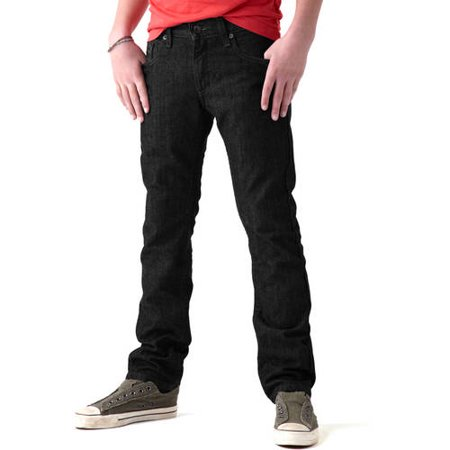 - Signature By Levi Strauss & Co. Boys' Skinny Jeans - Walmart.com