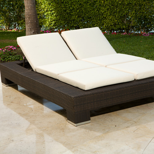 King Double Chaise Lounge