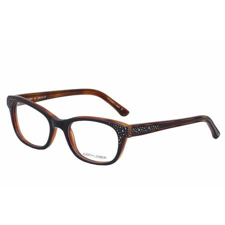 Judith Leiber Eyeglasses JL1663 JL/1663 55 Sapphire Optical Frame ...