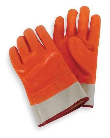 Condor 4NMU3 L Hi Visibility Orange Cold Protection Gloves
