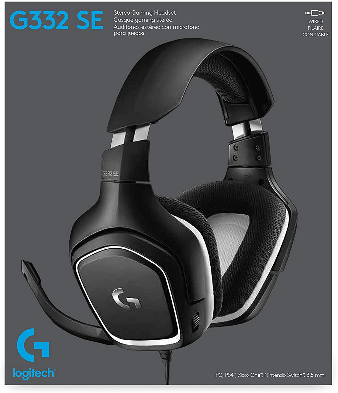 Logitech G332 SE Headset - Walmart.com - Walmart.com