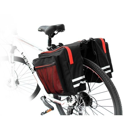 Traveller Pannier - VENZO 600D 34L Bike Bicycle Water Proof Pannier Bag