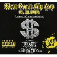 West Coast Hip Hop Vs Da South (CD)