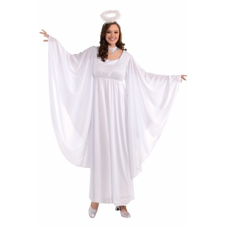 Heavenly Angel Plus Costume Plus Size