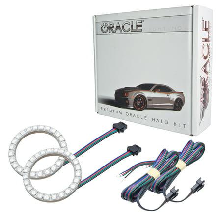 Oracle Lighting 2011-2014 Dodge Charger SRT8 WP LED Projector Fog Halo Kit