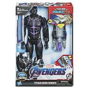 Marvel Avengers: Endgame Titan Hero Power FX Black Panther Figure