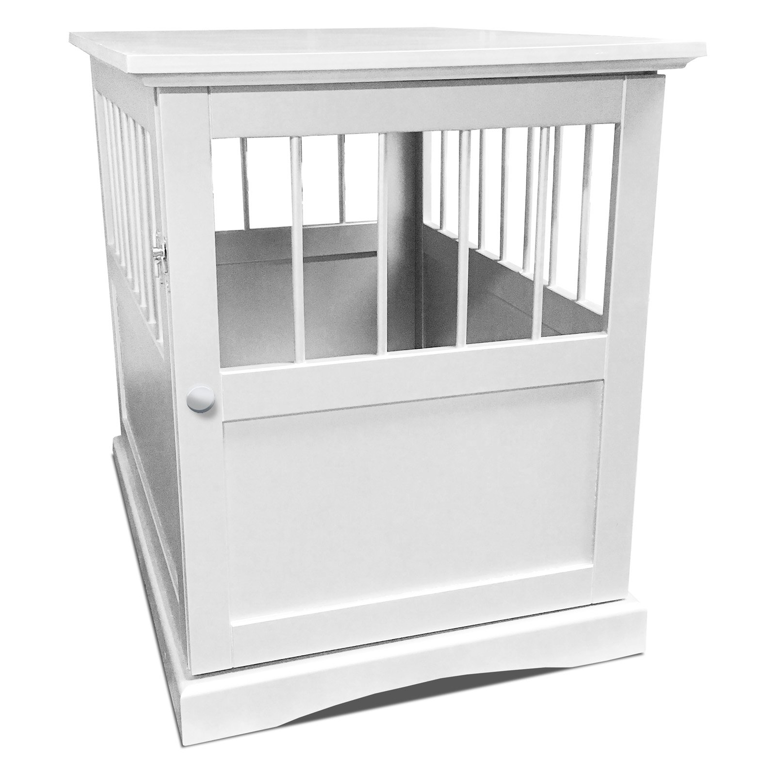 FurHaven Pet Crate End Table