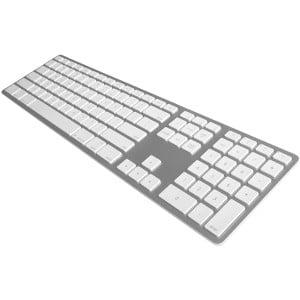 Ergoguys Matias Aluminum Keyboard, Silver