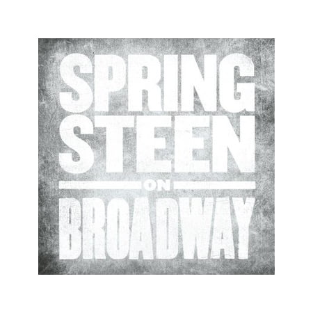 Value Old Lp Records (Springsteen On Broadway (4 LP Vinyl Bundle))