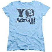 MGM Yo Adrian Womens Short Sleeve Shirt
