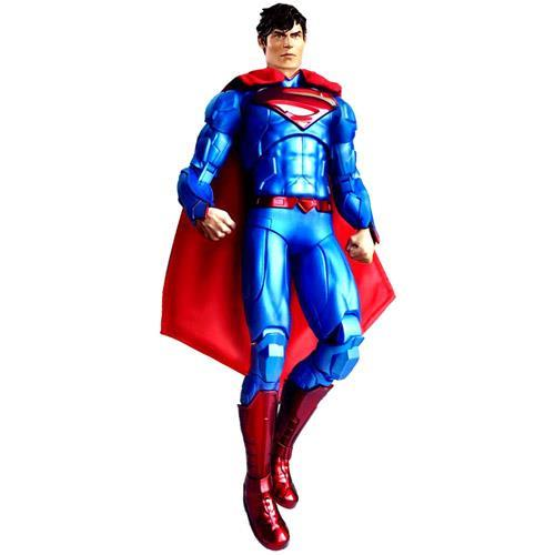 "PlayImaginative Play Imaginative Super Alloy 1/6 Scale 12"" Superman of Steel 2013 Edition-"