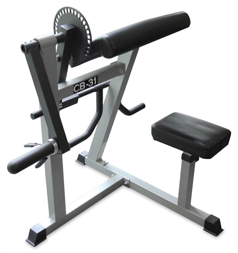 Arm and Triceps Machine