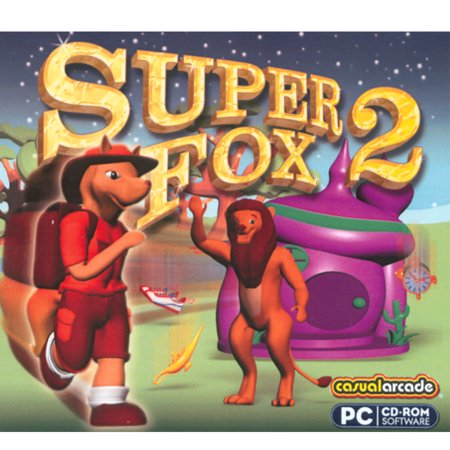 Super Fox 2 For Windows Pc  Xsdp  Lfsupfox2j   The Clever Fox With The Amazing Ability To Leap Over Anything Is Back In A New Adventure Filled With Smarter Opponents  Trickier Obstacles And Even