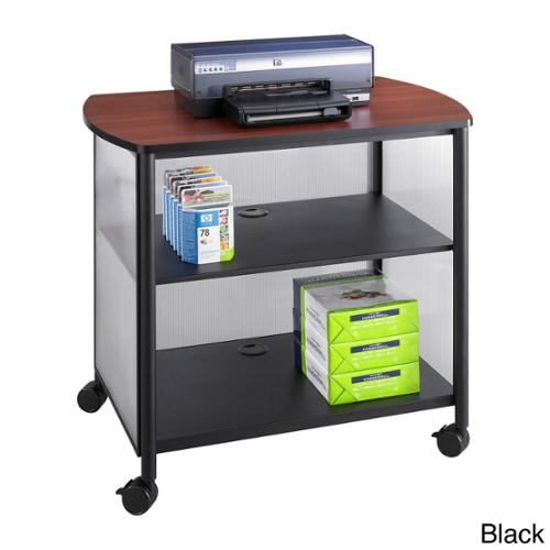 Safco Impromptu Deluxe Machine Stand Grey