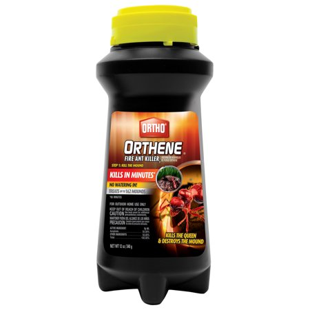 Ortho Orthene Fire Ant Killer1, 12 oz., Kills the Queen, Treats 54 (Best Way To Kill Ant Hills)