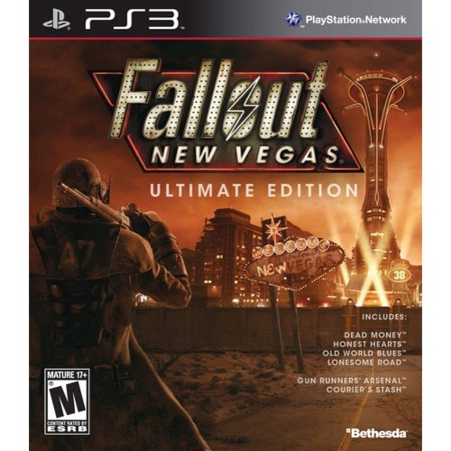 Bethesda Softworks Fallout: New Vegas - Ultimate Edition (PS3)