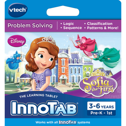 VTech InnoTab Software Sofia the First
